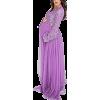 Women's  Maternity Dress Purple Lilac - 模特(真人) - $24.99  ~ ¥167.44