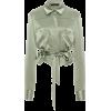 Sally LaPointe - 半袖衫/女式衬衫 -