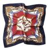 Women's Satin Silk Neckerchief Large Square Scarf Headscarf Headdress 19.7 Inch - Accessories - $6.99