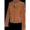 Womens Suede Biker Style Zip Jacket Skyl - Jakne i kaputi - £129.00  ~ 1.078,25kn