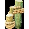 Wooden logs - 小物 -