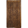 Wooden doors India 17th century - Furniture -