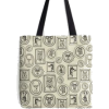 Woodland frames tote by andrealauren - Potovalne torbe -