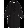 Wool Blend Coat Michael Kors - Chaquetas -