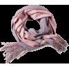 Wool cotton cashmere pashmina - Szaliki -