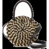 Woven Toquilla Straw Shoulder Bag - Hand bag -