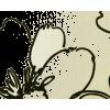 Black & White Flower - Illustrations -