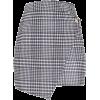 Wrap Mini Skirt - Saias -