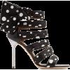 X Emanuel Ungaro Joan polka-dot sandals - Sandalen -