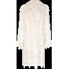 XU ZHI feather appliqué single-breasted - Jakne in plašči -