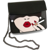 "YAZBUKEY – ""SMOKING LADY"" CHAIN BAG - Messenger bags -"