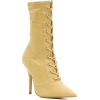 YEEZY Season 6 lace-up ankle boots - Botas -