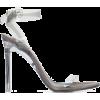 YEEZY sandales à brides transparentes - Sandale -