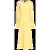 YELLOW DRESS - Haljine -
