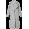 YEON oversized wool puffer coat - Jacket - coats -