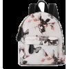 YOYOMELODY White Fashion Floral Mini Bac - Backpacks - $90.00