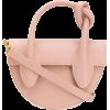 YUZEFI Dolores knot handle tote bag - Hand bag -