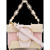 YUZEFI box bag - Clutch bags -