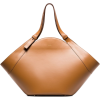 YUZEFI large Basket tote bag - Hand bag -