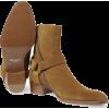 YVES SAINT-LAURENT boots - Boots -
