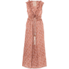 YVONNE S Marie Antoinette ruffled printe - Vestidos -