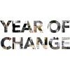 Year of Change text - イラスト用文字 -
