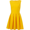 Yellow dress - Obleke -