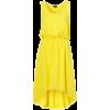 Yellow dress - Vestidos -