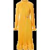 Yellow dress - Dresses -