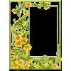 Yellow flovers - Okviri -