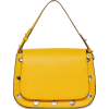 Yellow shoulder bag - Hand bag - 34.00€  ~ $39.59
