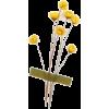 Yellow 256 - Piante -