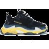 Yellow. Black - Sneakers -