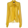 Yellow Blouse - Camicie (corte) -
