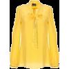 Yellow Blouse - Camicie (corte) -