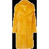 Yellow Coat - Giacce e capotti -