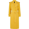 Yellow Coat - Jacket - coats -