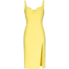 Yellow Dress 6 - Dresses -