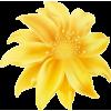 Yellow Flower - Privjesci -