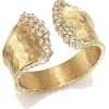 Yellow Gold and Diamond - Bransoletka -