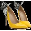 Yellow Heels - Classic shoes & Pumps -