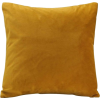Yellow. Pillow - Furniture -