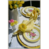 Yellow Place Setting - Items -
