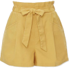 Yellow Shorts - Hlače - kratke -