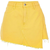 Yellow Skirt - Юбки -