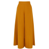 Yellow - Pantaloni capri -