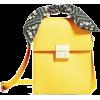 Yellow - Hand bag -