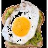 Yellow egg 256 - cibo -