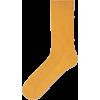 Yellow socks - Underwear -