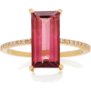 Yi Collection 18K Gold Tourmaline And Di - Rings -
